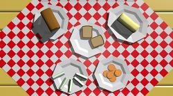 피크닉 테이블