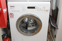 세탁조 청소 셀프로 하기 밀레 세탁기