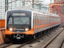 서울-수도권에서 역사가 가장 많은 지하철 노선 순위