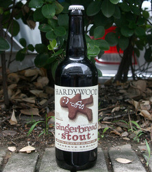 Hardywood Gingerbread Stout (하디우드 진저브래드 스타우트) - 9.2%