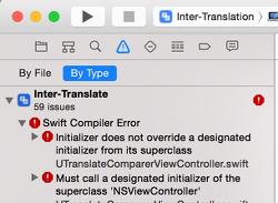 [Swift] Xcode 6.3, Swift 1.2 업그레이드 시 언어 사양이 변경된 부분 정리