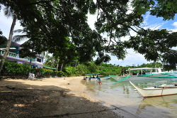 Ocean Palace Dive Resort , Mindoro, Philippines