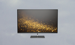 HP, 맥북프로와 어댑터 없이 연결 가능한 USB-C 채용 4K 모니터 'Envy 27'..