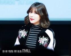 20160213 서든 팬미팅 오하영