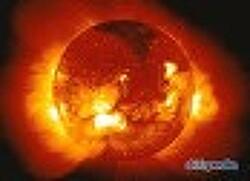 태양의 5년 모습을 3분으로 줄인 동영상