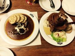[버락킴의 동유럽 여행기] 2. 처음으로 현지 음식에 도전하다!