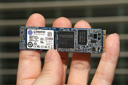 Kingston M.2 240GB SSDNow SM2280S3G2 벤치마크