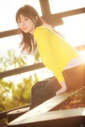 노란 병아리같이 귀여운 그녀 MODEL: 연다빈 (7-PICS)