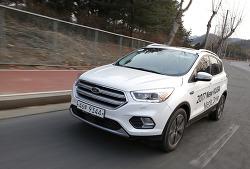 3천만원대 수입 SUV의 새로운 선택지? 포드 2017 뉴 쿠가
