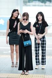 170717 AOA 인천공항 출국