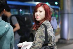 140603 김포공항 입국