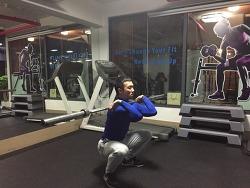 남자몸짱만들기-강인한 허벅지 근육 만들기