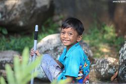 [인도네시아 여행] 미소
