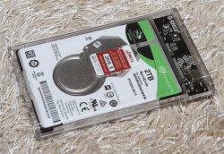투명한 외장하드 케이스 오리코 USB-C 외장하드 케이스