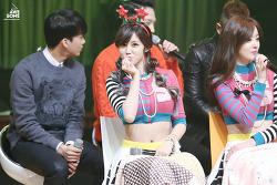 131221 박영진, 박지선의 명랑특급 공개방송 (3)