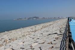 [군산여행] 길고 길었던 바닷길 새만금방조제