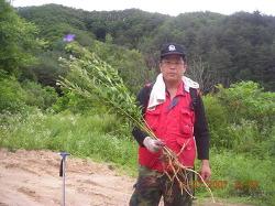 2007년 정해년의 기록 사진 (산원초)