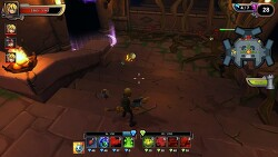 [Dungeon Defenders 2] 보이지 않는 벽