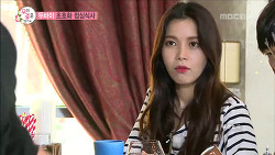 우결 343회,344회: 솔라 스트라이프 티셔츠 패션, 마마무 솔라 스타일