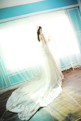 아름다운 신부 .. :) MODEL: 연다빈 (10-PICS)