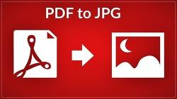pdf jpg 변환 5초만에 무료사이트에서 변경하는 방법