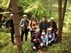 2006년 정해년에 기록 사진 (산원초)