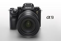소니 A9 미러리스카메라, 자비없는 스펙과 가격