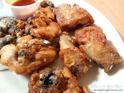 남은 치킨 데우기. 마지막까지 바삭하게 즐기는 방법!