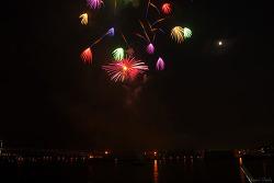 요코하마 하나비 (불꽃축제)