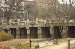 수표교[水標橋] 탐방