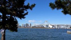 Odaiba (4K), お台場