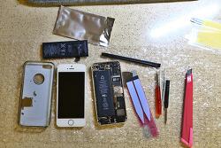 아이폰 배터리 교체