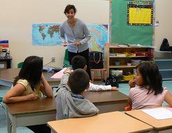 캐나다 이민후 학교에서 제일 어색했던 것은?