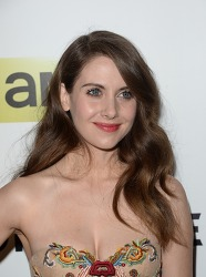 ▶Θ◀ [알리슨 브리] ▶Θ◀ Alison Brie - 'Mad Men' Season 7 premiere in Hollywood 4/2/14