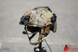 [헬멧] 75th RANGER Helmet ANVIS9 setup