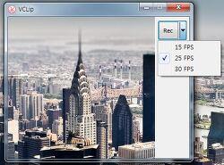 초간단 화면 녹화 VClip