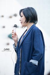 2015.03.21 가인 쇼음악중심 팬미팅 직찍