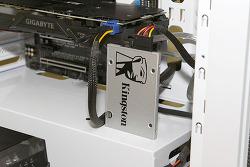 킹스톤 SSD UV400 480GB TLC SSD 저렴하고 성능 괜찮은