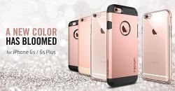 슈피겐, 새로운 색상의 아이폰 6s 이미지 공개