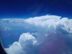 비행기 창밖 구름은 인생의 선생님