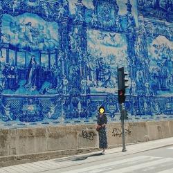 [포르투갈 포르투] 산타 카타리나: 마제스틱, 카타리나 예배당, 볼량시장