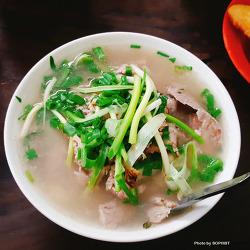 백종원이 극찬한 하노이 쌀국수 맛집 <퍼짜쭈엔>