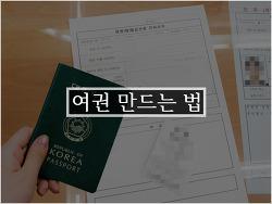여권 만들기(준비물 : 여권사진, 신분증, 50,000원 필요), 7일 이내 발급