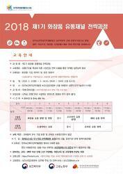 [3월] 2018 제1기 화장품 유통채널전략 국비교육 실무과정 - 한국보건복지인력개발원