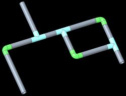 Piping 모듈없이 Piping 설계하기 - 컨셉