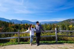 미국 캐나다 동부 렌트카 여행 코스, 뉴욕 & 몬트리올 & 퀘벡 & 뉴햄프셔 화이트 마운틴 국유림 가을 단풍 여행