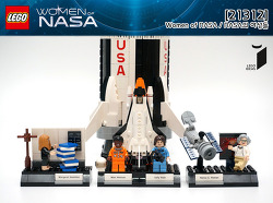[21312] Women of NASA / NASA의 여성들