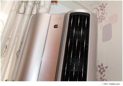 에어컨 전기세 절약 하는 방법! LG 휘센 에어컨 스탠드 에어컨 쾌속냉방 팁