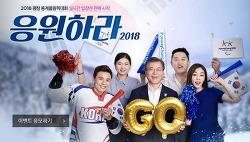 2018 평창 동계올림픽 입장권 온라인 예매와 이벤트