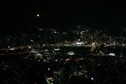 나가사키 여행 이야기 (8) 하마부라,이나사야마 전망대의 야경,1일차 마무리